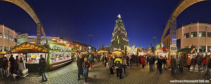 Dortmund Weihnachtsmarkt.Weihnachtsmarkt Dortmund 2012