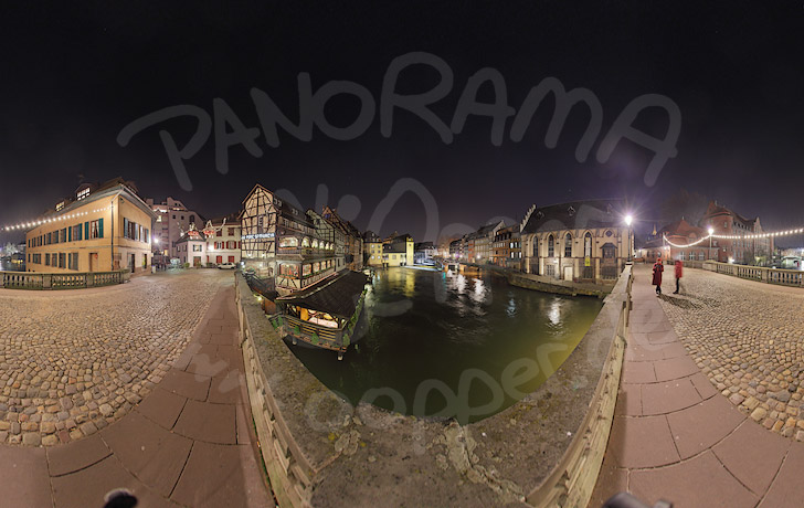Panorama Frankfurt - Ill - Point Saint-Martin